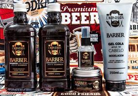 Dionisios Barber Shop Linha De Barba Masculina Completa