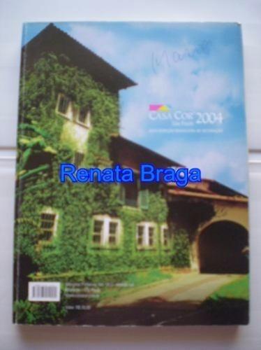 Revista Casa Cor São Paulo 2004