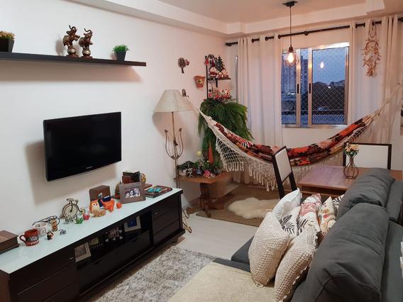 Lindo Apartamento, Totalmente Reformado Na Penha