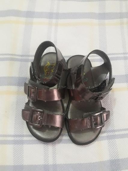 Zandalias Zapatos Para Niñas Talla 9 Y 10