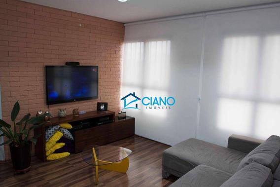 Apartamento Com 2 Dormitórios À Venda, 70 M² Por R$ 600.000 - Vila Regente Feijó - São Paulo/sp - Ap1350