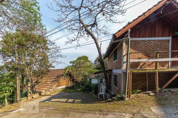 Apartamento No 1º Andar Com 1 Dormitório E 1 Garagem - Id: 892959979 - 259979
