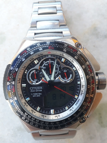 Relógio Citizen Promaster Sst Race U706 - Super Cronógrafo