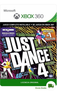 Just Dance 4 Xbox 360 Kinect Digital