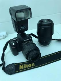 Nikon D60, Completa