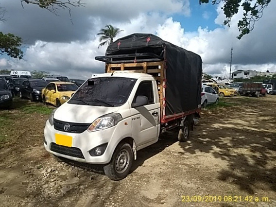 Foton Mini Truck Estacas