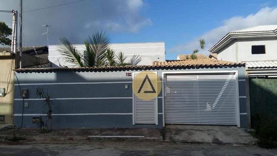 Casa Com 2 Dormitórios À Venda, 90 M² Por R$ 290.000 - Residencial Verdes Mares - Macaé/rj - Ca1138