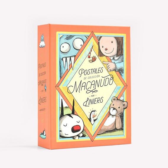 Postales De Coleccion Macanudo Por Liniers Monoblock