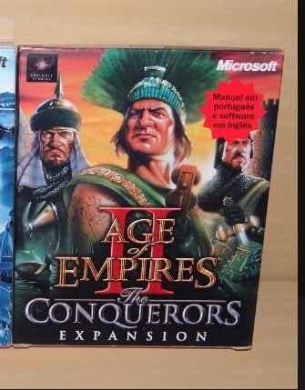 Age Of Empires 2 Conquerors Expansão