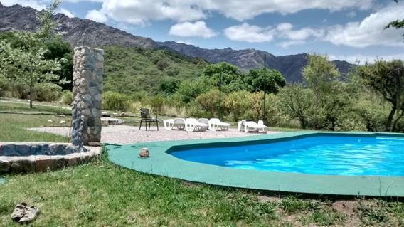 Hotel De Montaña Zona Del Lago De Merlo
