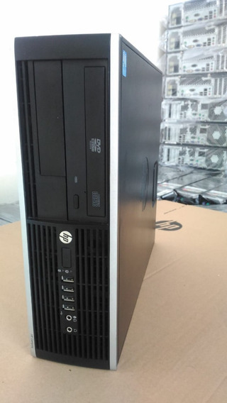 Computador Hp Elite 8300 Sff I7 3th 4gb 500gb Usb 3.0 Serial