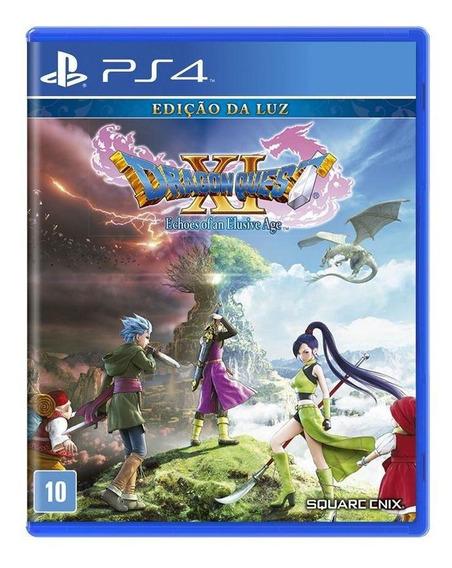 Dragon Quest Xi Echoes Of An Elusive Age Edição Da Luz Ps4