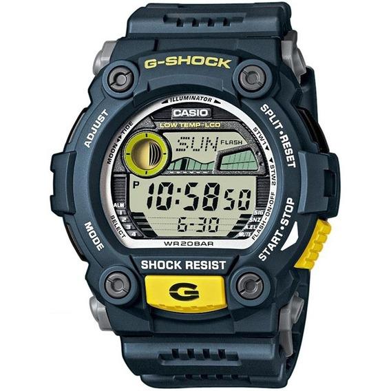 Relógio G-shock G-7900-2dr Big Case Navy