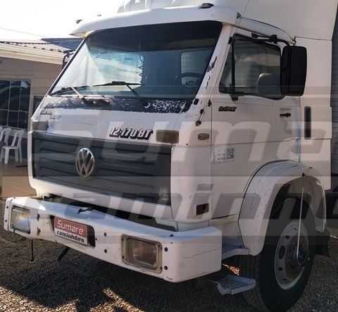 Vw 12-170 Bt 4x2 - No Chassi