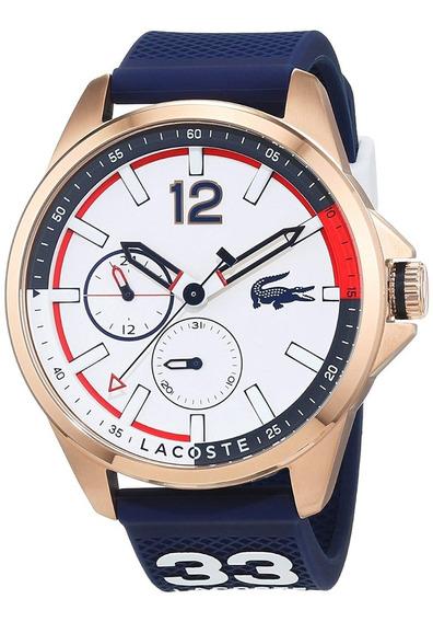 Relógio Masculino Lacoste 2010902 Importado Original