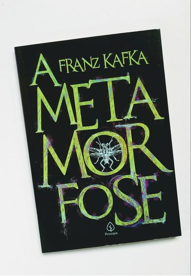 Livro - A Metamorfose - Franz Kafka