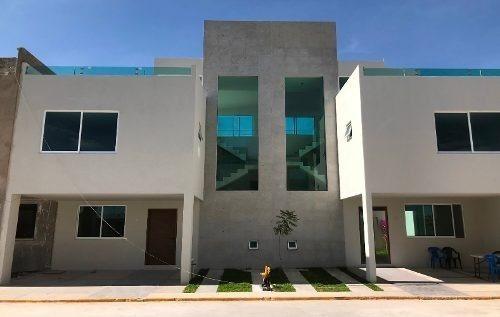 Casa Condominio Nueva Gran Plusvalia Entre Sta. Fe Y Toluca