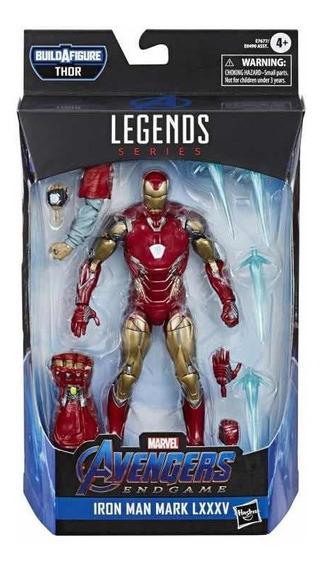 Iron Man Mark 85 Avengers Endgame Marvel Legends