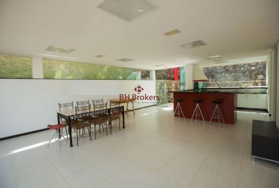 Casa Moderna E Nova, Para Alugar No Mangabeiras - 14507