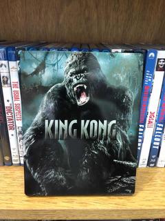 Blu Ray King Kong Steelbook Cine3dmania Local Belgrano
