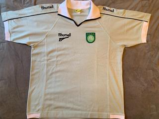 Camisa Palmeiras Rhumell Viagem Década De 90