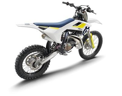 Husqvarna Tc 85 19/16 2020 No Ktm 85 Sx - Palermo Bikes.