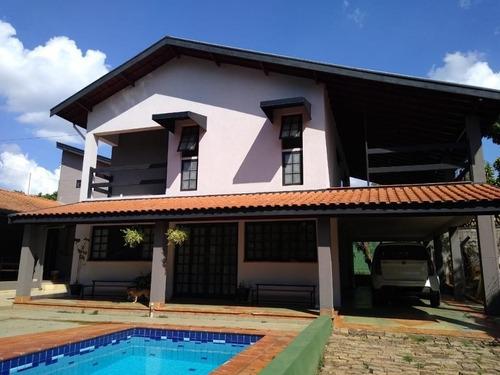 Imagem 1 de 22 de Chácara Com 4 Dormitórios À Venda, 1000 M² Por R$ 749.000 - Parque Da Represa - Paulínia/sp - Ch0018