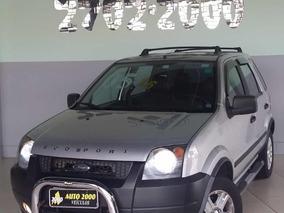 Ford Ecosport 1.6 Xls Gasolina 5p 2005 Completa Com Couro