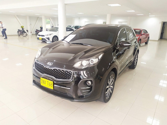 Kia New Sportage Desire 2.0 At 2018