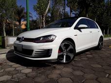 Volkswagen Golf Gti 2016 Piel Quemacocos Bluetooth Clima