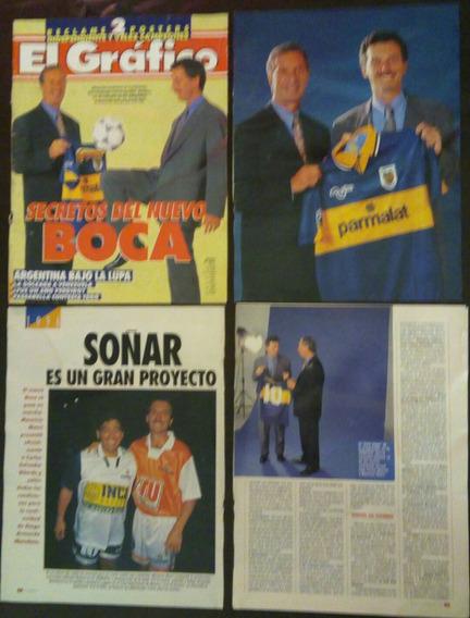 El Nuevo Boca/ Macri/ 95