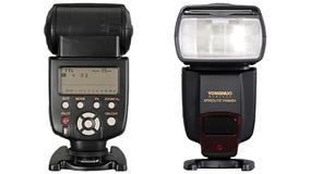 Flash Yongnuo Yn565ex Speedlite Ettl Ittl Nikon