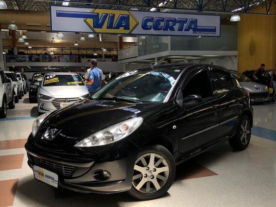 Peugeot 207 1.4 Xr Sport 8v Flex * Faz Sem Entrada *