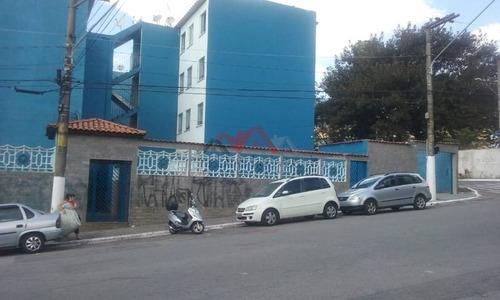 Imagem 1 de 11 de Apartamento Em Condomínio Padrão Para Venda No Bairro Conjunto Habitacional Inácio Monteiro, 2 Dorm, 1 Vagas, 49 M - 75