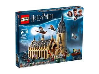 Lego 75954 Harry Potter Gran Comedor Hogwarts 878 Piezas