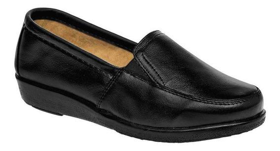 Zapato Florenza 6050 Negro Mujer