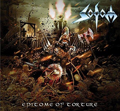 Cd : Sodom - Epitome Of Torture (cd)