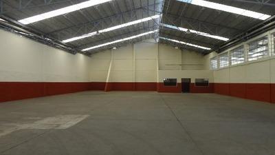 Bodega De 800m2 En Condominio, Industrial Vallejo