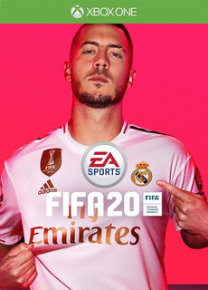 Fifa 20 Xbox One Código Digital