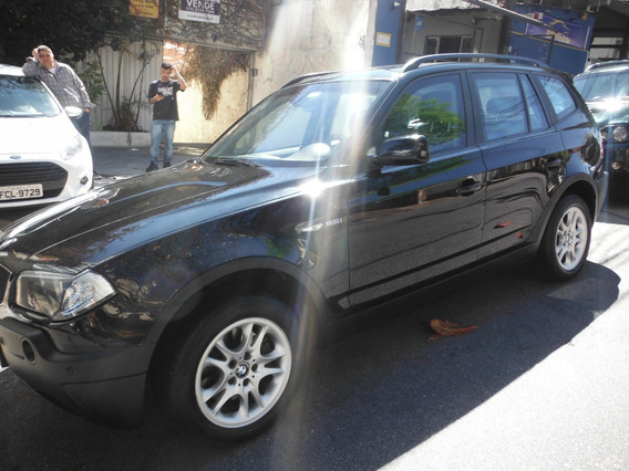 Bmw X3 2006 Family 2.5 4x4+nova De Sp+ Blindada