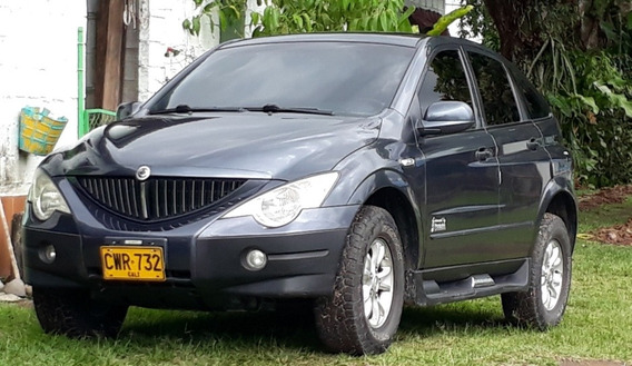 Ssangyong Actyon Actyon D20dt