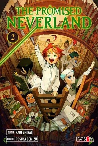 Manga The Promised Neverland # 02 - Kaiu Shirai