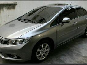 Honda Civic 2.0 Exr Flex Aut. 4p
