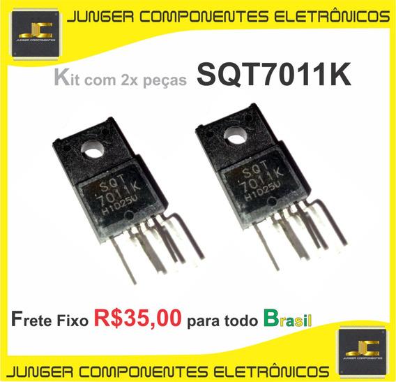 7011k - Sqt7011k - Sqt 7011k - 7011k - Kit Com 2x Peças