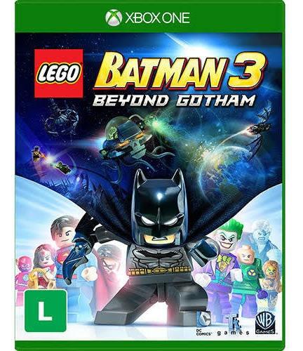 Lego Batman 3 - Xbox One - Novo - Lacrado