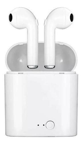 Audífonos Manos Libres Bluetooth Tws Exc. Sonido I7s Full
