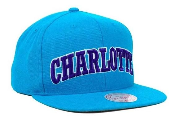 Mitchell & Ness Ajustable Original Charlotte Hornets Nba
