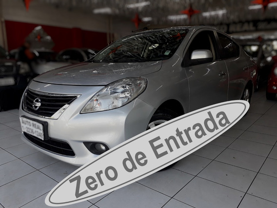 Nissan Versa Sl 1.6 Flex Completo / Categoria Do Sentra