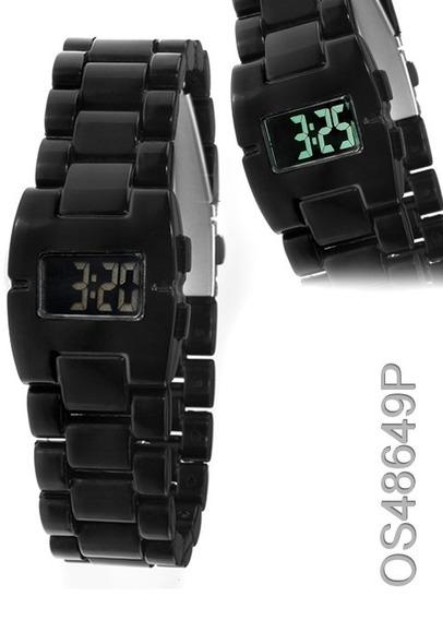 Relógio Feminino Cosmos Os48649p