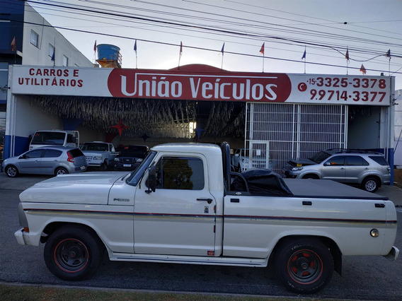 Ford F-1000 3.9 Super Série Turbo Diesel